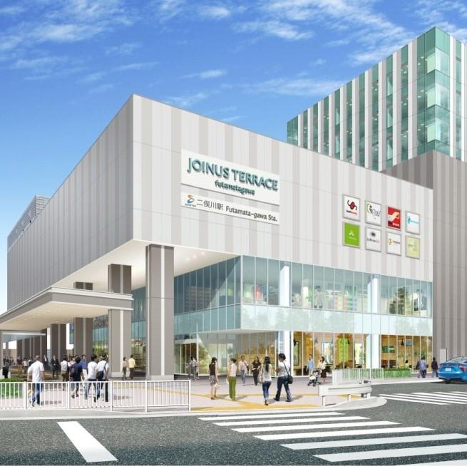 相鉄 二俣川駅の新駅舎