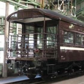 京都鉄博 マイテ49特別展示