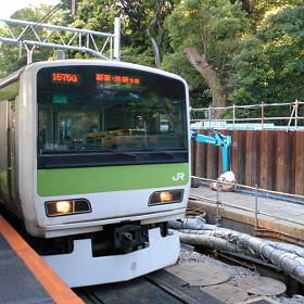 2020年に向けた駅改良工事~原宿駅、千駄ヶ谷駅、信濃町駅