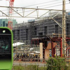 姿を現しつつある「品川新駅」~2020年に向けた首都圏の駅の動き