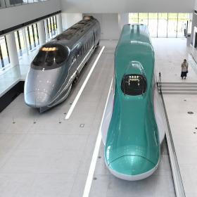 E5系や400系が展示、シミュレータは日本最速? 鉄道博物館の新館をお見せします