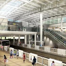 南町田駅が駅名変更