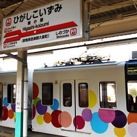 東武鉄道伊勢崎エリア乗りつくし、1月20日リポート~スカイツリートレインで葛生、西小泉へ