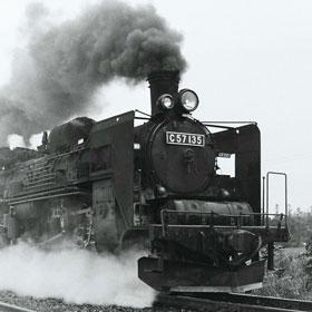 ハチロク、貴婦人、C61が活躍した時代 SL現役時代の写真を見る