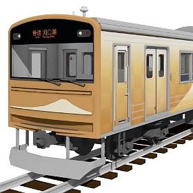 富士急90周年車両