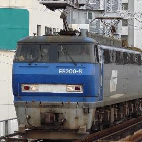 京都鉄博 EF200形など展示