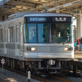 営団地下鉄初の冷房車両、03系が引退 32年活躍した日比谷線の旧型車両