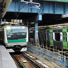 ホーム並列化で利便性アップ~埼京線渋谷駅の新たなスタート