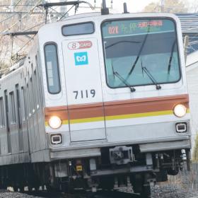 まもなく本格置き換え開始、東京メトロ7000系