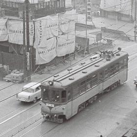 廃止される渋谷駅「玉川改札」の由来は、かつて在った路面電車