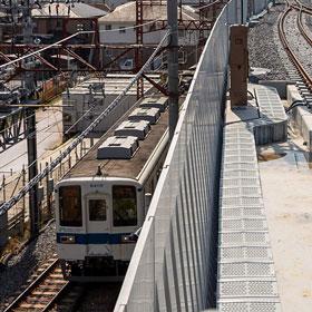 東武野田線の清水公園~梅郷間が3月28日高架化、着工から12年