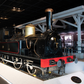 日本初の鉄道開業の地、横浜みなとみらいエリアの鉄道の歴史
