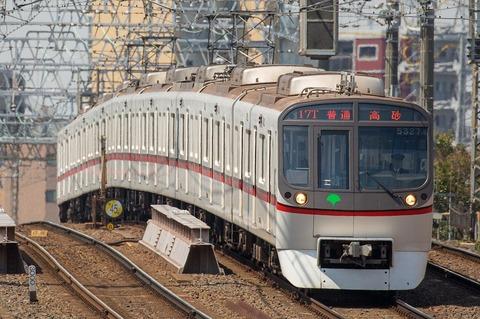 世代交代が最終局面、引退が進む都営浅草線の5300形