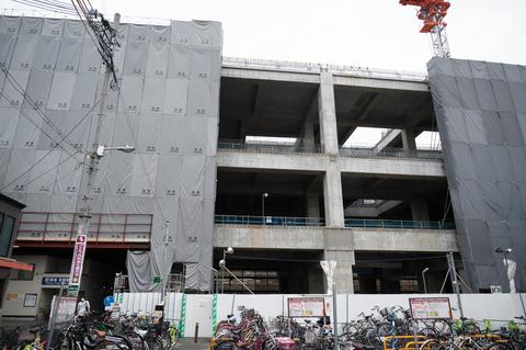 生まれ変わる阪急線の淡路駅、かつてはあの路線が通るルートだった