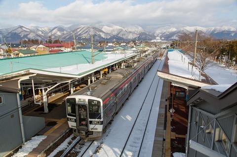 磐越西線「非電力化」へ JR東日本が掲げる架線レス