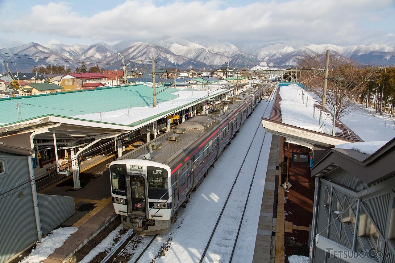 磐越西線(イメージ)