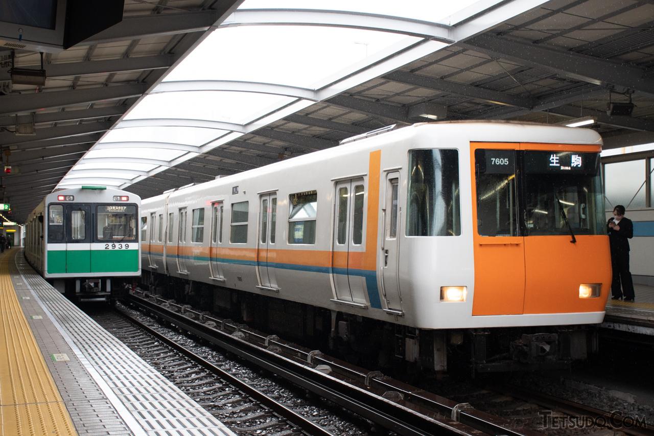 延伸を予定する大阪メトロ中央線