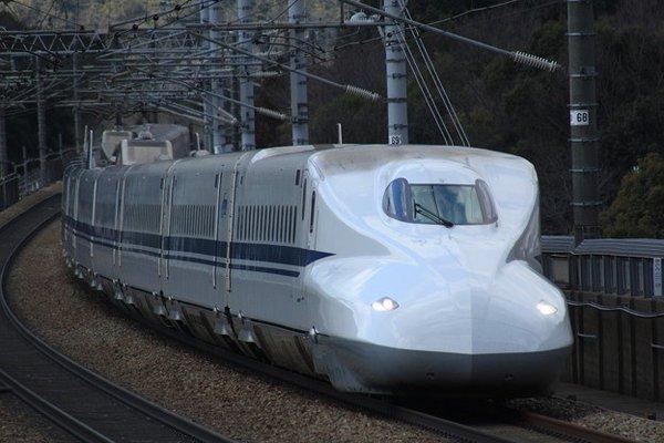 東海道・山陽新幹線の主力を担うN700系