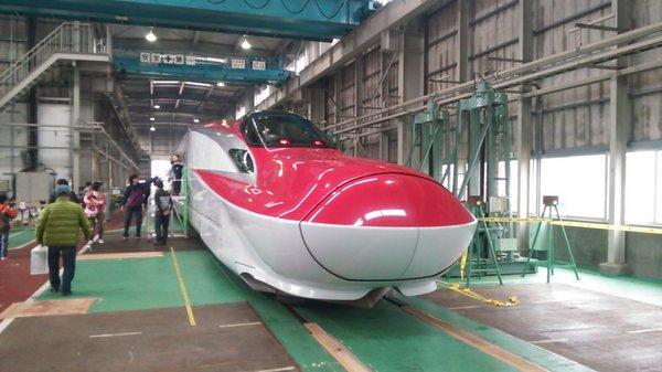 秋田車両センター 鉄道ふれあいフェスタ2018