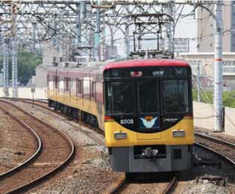 京阪8000系リニューアルでテレビカー廃止 - 鉄道コム