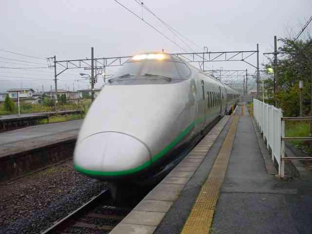 山形新幹線400系、4月18日引退 -...