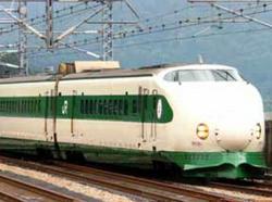 定期運用を終える200系新幹線