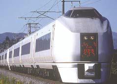 651系(イメージ)