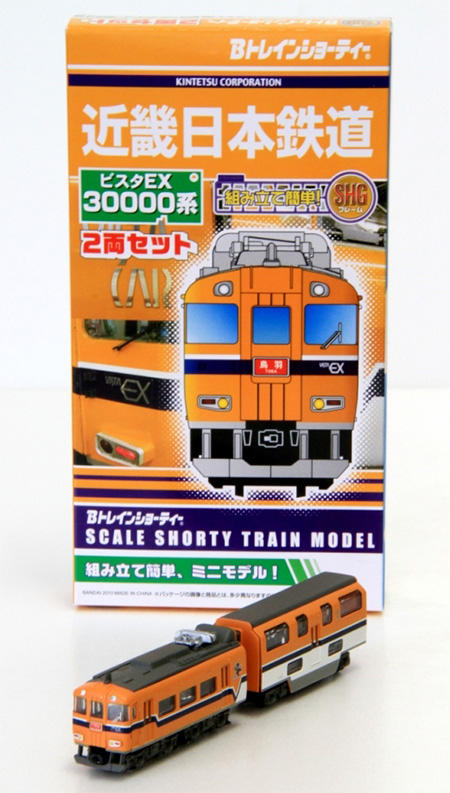 ビスタEX(30000系)Bトレ
