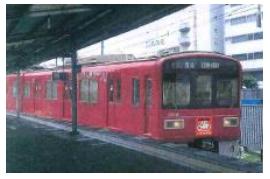 大師線赤札号(イメージ)