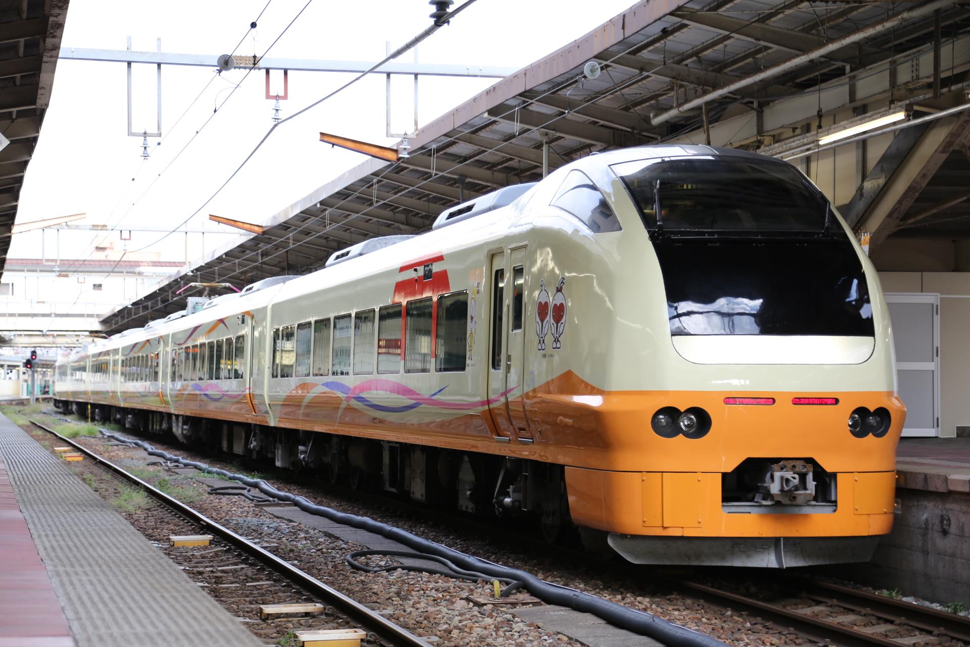 「いなほ」用E653系1000番台