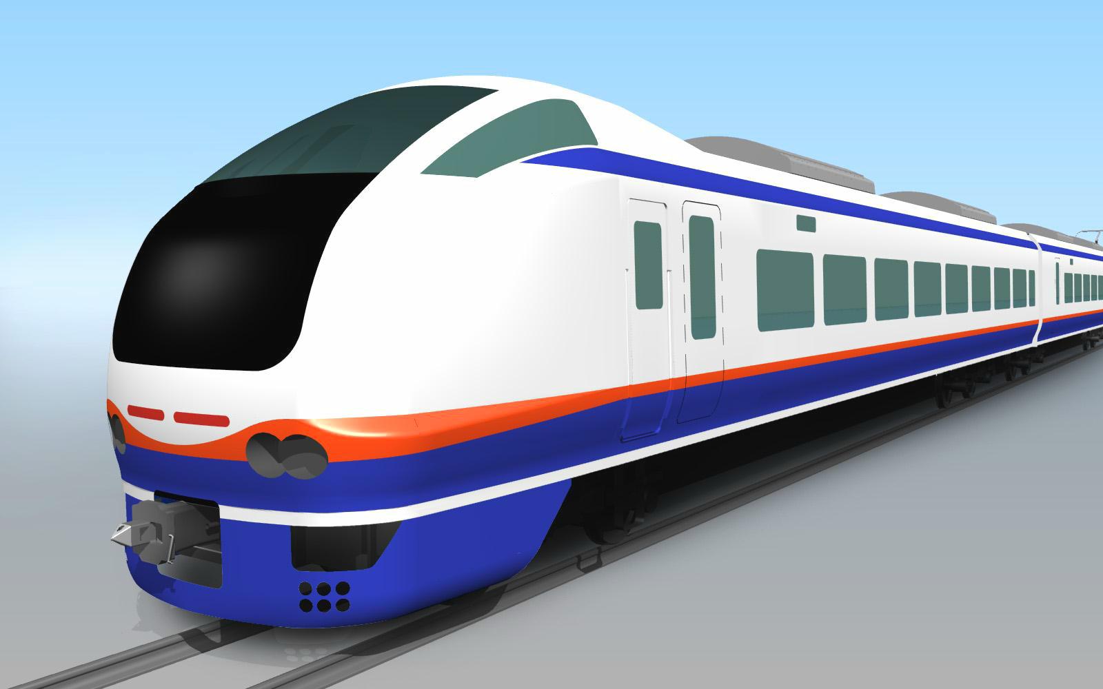 E653系1100番台(イメージ)