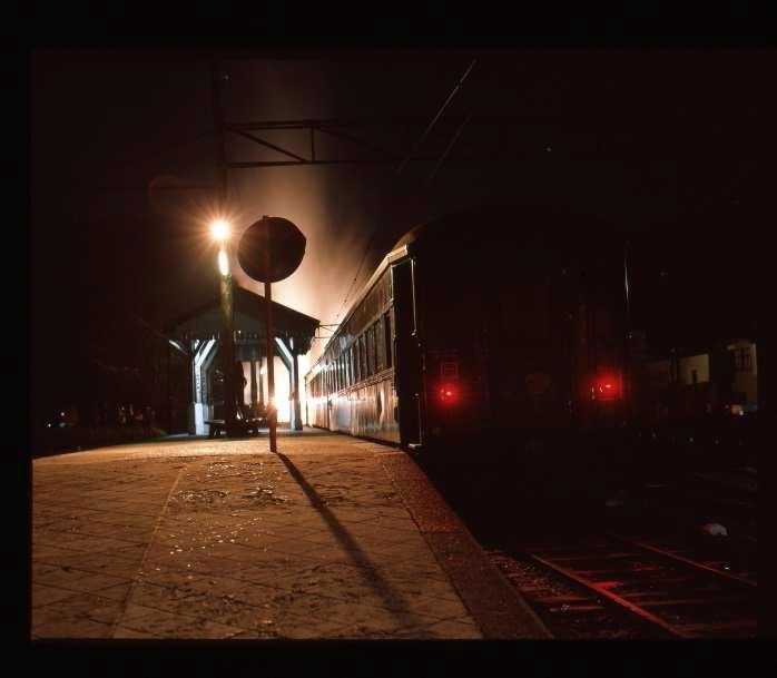 「夜行客車列車」ツアー(イメージ)