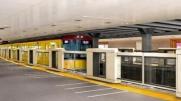 上野駅ホームドア(設置イメージ)