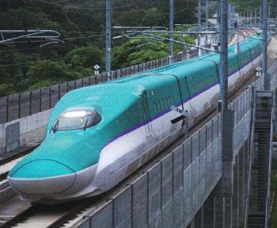 北海道新幹線(イメージ)