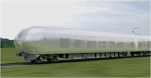 新型特急車両(イメージ)