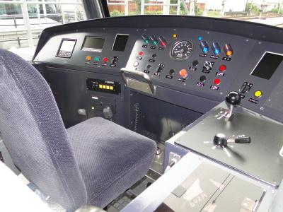 ポートラム運転体験(イメージ)