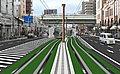 阪堺電軌 芝生軌道