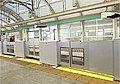 京成線ホームドア