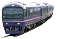 お座敷列車(イメージ)
