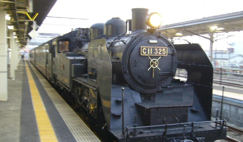 C11+旧型客車