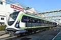 台中メトロ緑線車両