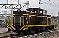 鉄道博物館 ディーゼル機関車DD13 展示