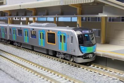 40000系鉄道模型