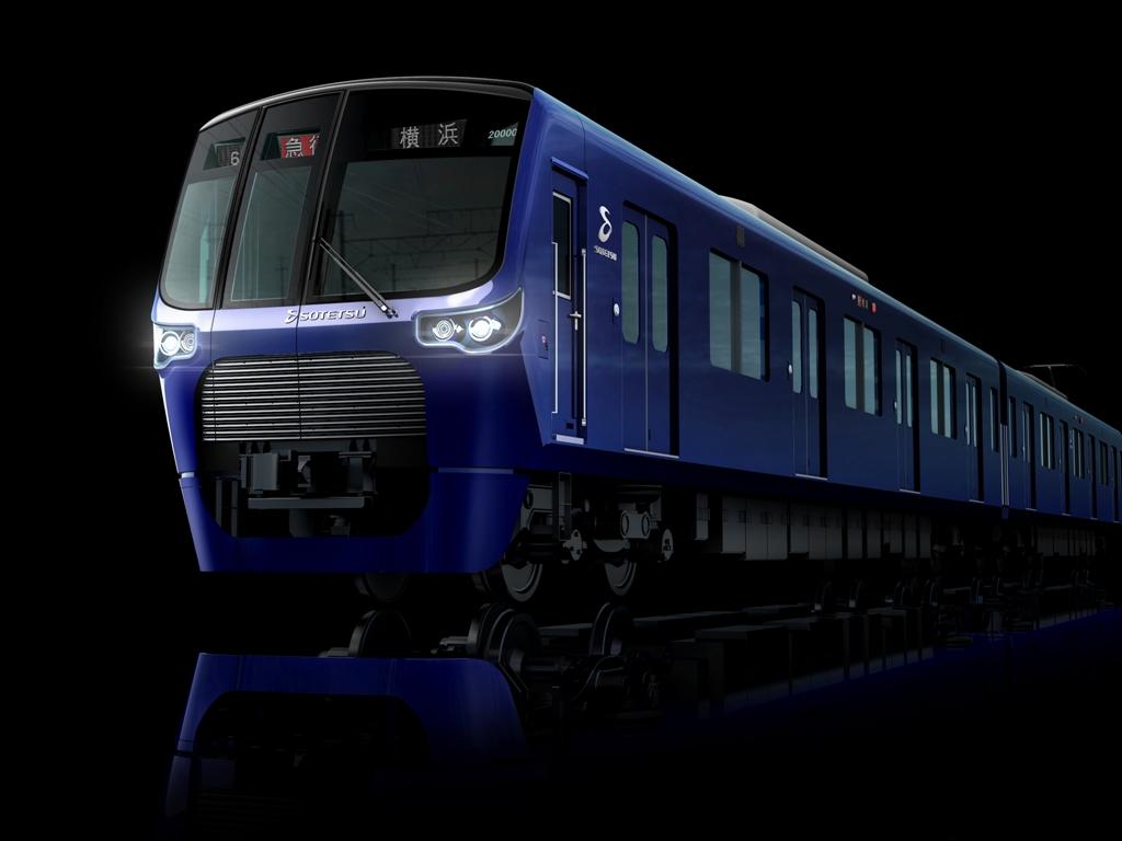 20000系(イメージ)