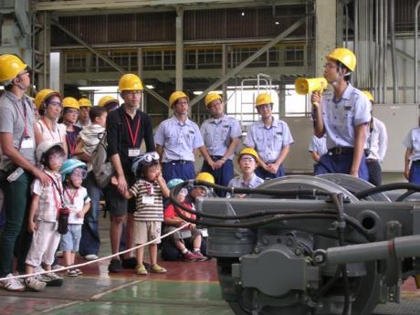 名古屋工場(見学イメージ)