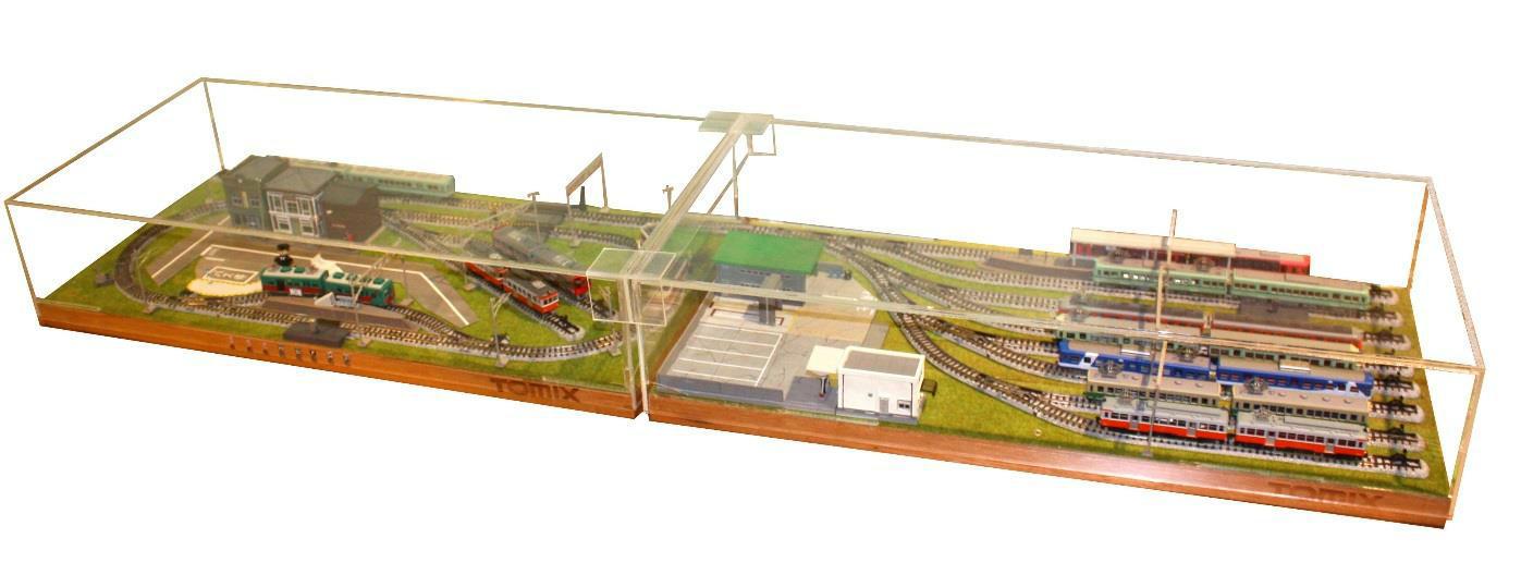 鉄道模型ジオラマ(イメージ)