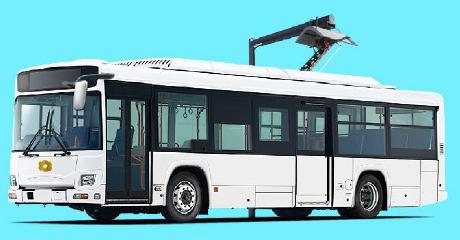 電気バス(イメージ)