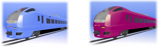 E653系1000番台(変更後イメージ)