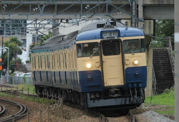 横須賀色車両