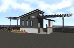 新駅舎(イメージ)